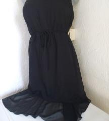 Jennnifer Taylor crna top haljina M