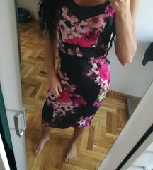 Duza cvetna haljina divna