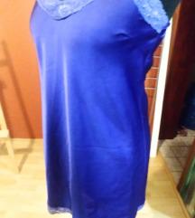 Kraljevsko plava svilena