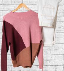 Ženski džemper prelep Novo
