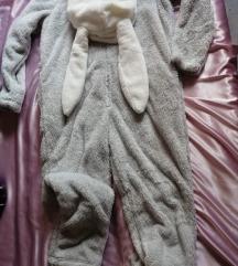 NOVO pijama zeka