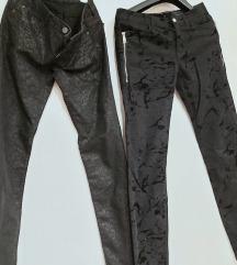 Esprit 2x pantalone visokog struka slim za 500din