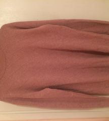 Roze džemper XL