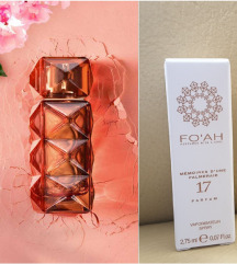 FO`AH Memoires d`une Palmeraie 17 parfem, original