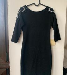 BLONDY crna haljina