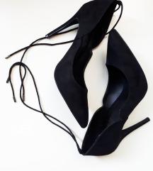 Bershka crne cipele