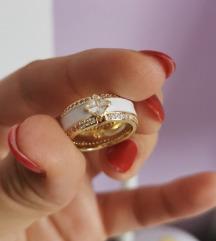 Moderan ženski prsten 925