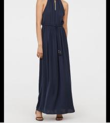 H&M maxi haljina  snizena