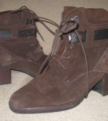 Cipele od prevrnute kože YOUNGTIME