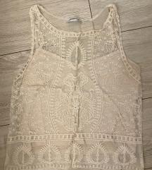 Snizenej 500 din Zara cipkana majica