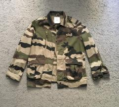 Bershka militari jakna
