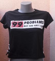 NY 99 Problems majica petite XXS