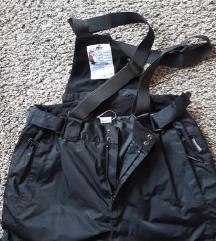 Crne SKI pantalone
