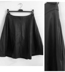 Teranova duza ekokoza suknja