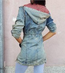 Duza teksas jakna