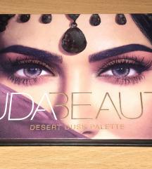 Huda beauty Desert dusk paleta original