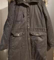Zimska jakna sa kapuljacom H&M
