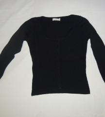 Crni džemper MNG BASIC