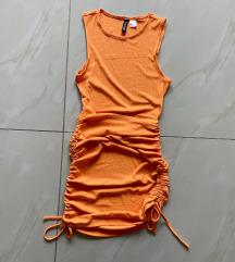HM nova neon narandzasta haljina🧡 %%% 700