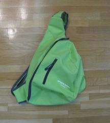 460. Ranac torba, zelena, na lepljenje