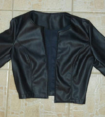 Nova prolecna jakna od eko koze 1390