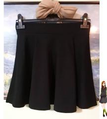 Clockhouse crna suknja