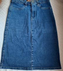 D&G teksas suknja