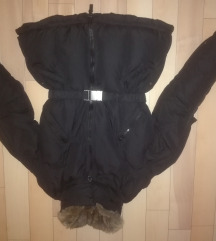 LEMAR savrsena zenska perjana jakna sa kapuljacom