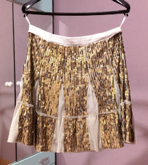 Sisley elegantna suknjia od tila i sljokica