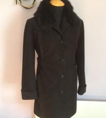 kaput od coje + krzno XL