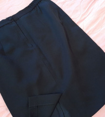 Pencil crna suknja NOVA