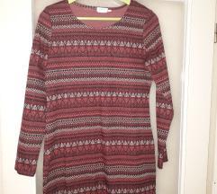 Zimska mini haljina/ tunika