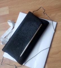 Nova torba crna sa sljokicama