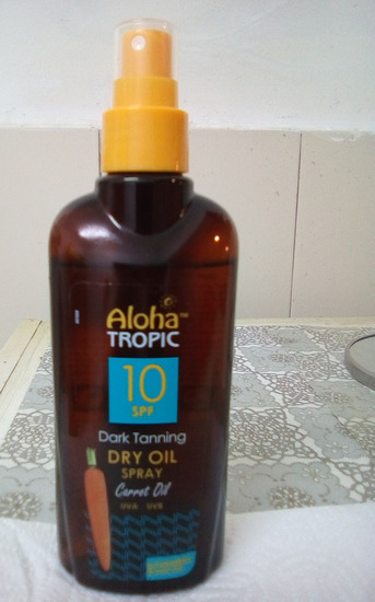 ulje za suncanje novo 200 ml