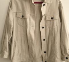 Zara bez oversized  jaknica