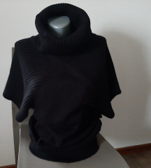 Moderan zimski džemper - rolka, S/M