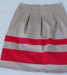 Seppala KAO NOVA suknja S - M