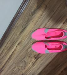 Pink baletanke/espadrile