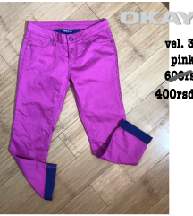 Okay pink pantalone