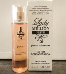 Lady Million Prive Paco Rabanne tester 45ml