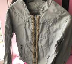 Drome kozna jakna