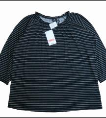Laura Torelli prelepa bluza XL Novo