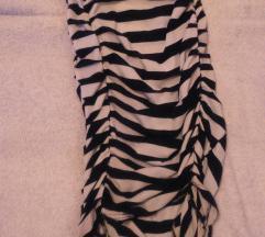 Suknja sa elastinom