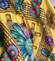 Hermes vintage marama, svila