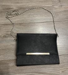 Crna torbica za izlazak