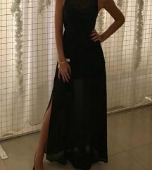 Snizena !!! H &M Duga leprsava haljina