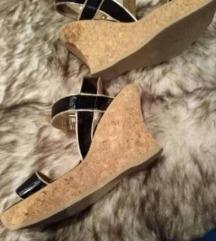 Lakovane sandale sa plutom 💖💋💖💋💖
