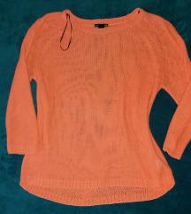 H&M končani džemper