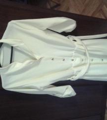 nova haljina zuta