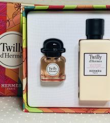 Twilly d Hermes SET Hermes parfem